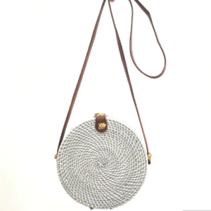 bali bag wit rotan from east to west